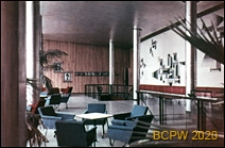Kino Kosmos przy ulicy Sokolskiej 66, hall, Katowice