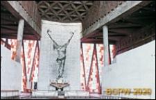 Kościół pw. św. Jana Chrzciciela, wnętrze, ołtarz główny, Tychy-Nowe Tychy