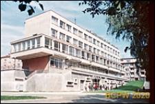 Rozdzielnia Prasy RUCH, Klub Międzynarodowej Prasy i Książki, widok zewnętrzny, Koszalin
