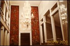 Teatr Wielki Opery i Baletu, widok wnętrza, hall z dekoracją naścienną, Warszawa