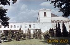 Gmach Sejmu, widok zewnętrzny, Warszawa