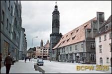 Stara i nowa zabudowa Starego Miasta, Lwówek
