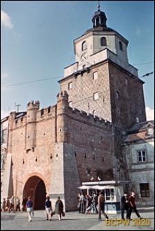 Kiosk przy Bramie Krakowskiej, Lublin