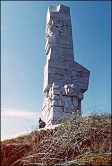 Pomnik Bohaterów Wybrzeża, Gdańsk-Westerplatte