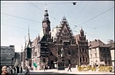 Nowa zabudowa przy ratuszu, Wrocław