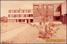 Dom Akademicki III, widok zewnętrzny, Berlin, Niemcy