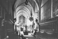 Katedra Narodzenia Najświętszej Maryi Panny w Sandomierzu. Wnętrze