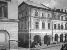 Kamienice ormiańskie Wilczka i Rudomicza w Zamościu