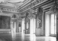 Zamek Królewski w Warszawie. Sala Rycerska
