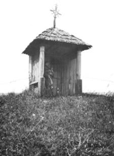 Kapliczka przydrożna we Włodawie