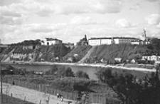 Panorama Grodna zza Niemna
