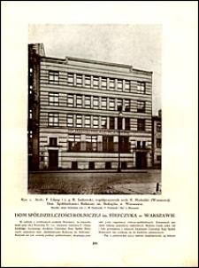Architektura i Budownictwo 1929 nr 10