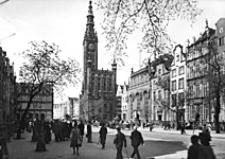 Długi Targ w Gdańsku