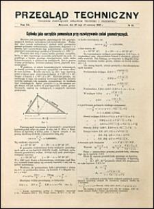 Przegląd Techniczny 1902 nr 23