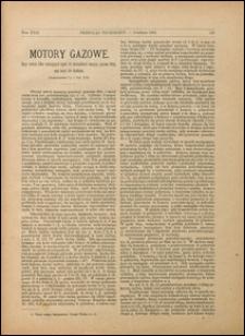Przegląd Techniczny 1885 z. 12