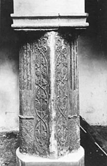 Detal architektoniczny katedry ormiańskiej Wniebowzięcia Najświętszej Marii Panny we Lwowie