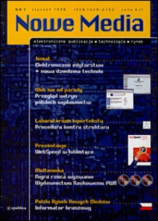 Nowe Media 1998 nr 1
