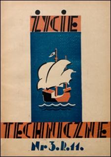 Życie Techniczne 1935 nr 3