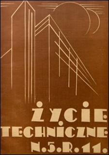 Życie Techniczne 1935 nr 5