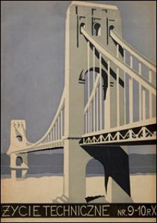 Życie Techniczne 1934 nr 9-10