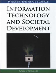 Information Technology and Societal Development