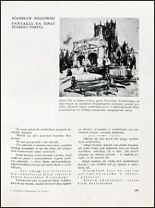 Architektura i Budownictwo 1935 nr 10