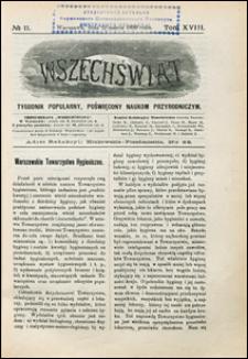 Wszechświat 1899 nr 11