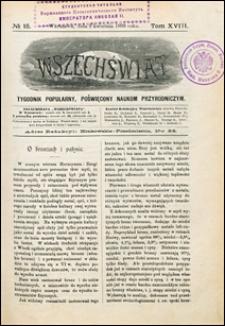 Wszechświat 1899 nr 15