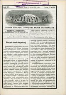 Wszechświat 1899 nr 30