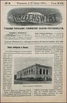 Wszechświat 1898 nr 9
