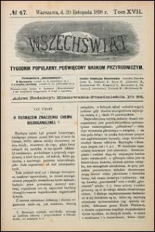 Wszechświat 1898 nr 47