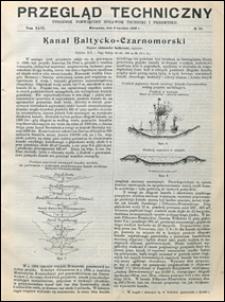 Przegląd Techniczny 1908 nr 15