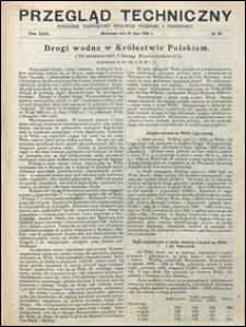Przegląd Techniczny 1908 nr 29
