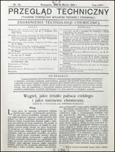 Przegląd Techniczny 1926 nr 12