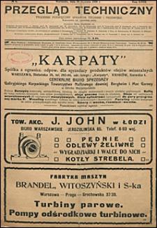Przegląd Techniczny 1920 nr 3