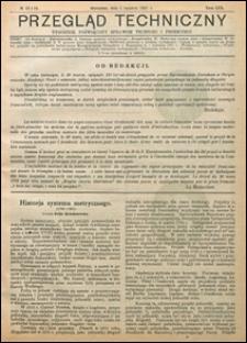 Przegląd Techniczny 1921 nr 13-14