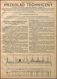 Przegląd Techniczny 1921 nr 29