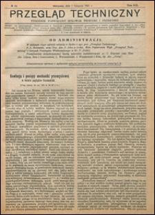 Przegląd Techniczny 1921 nr 44