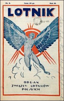 Lotnik 1926 nr 9