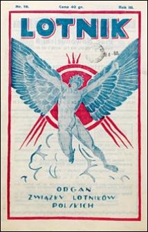 Lotnik 1926 nr 19