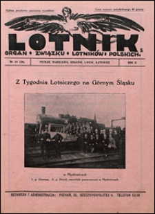 Lotnik 1925 nr 21