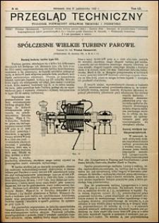 Przegląd Techniczny 1922 nr 44