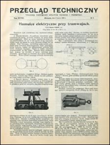 Przegląd Techniczny 1910 nr 9