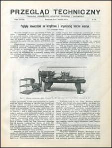 Przegląd Techniczny 1910 nr 14