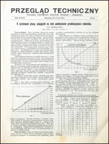 Przegląd Techniczny 1910 nr 28
