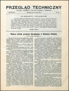 Przegląd Techniczny 1910 nr 36