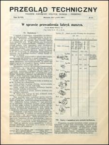 Przegląd Techniczny 1910 nr 48