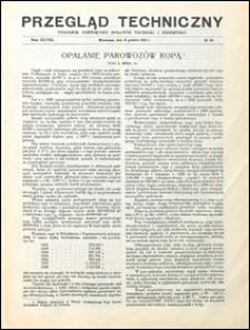 Przegląd Techniczny 1910 nr 50