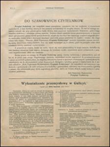 Przegląd Techniczny 1918 nr 5-8