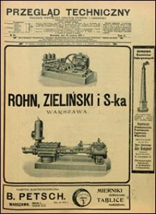 Przegląd Techniczny 1912 nr 35